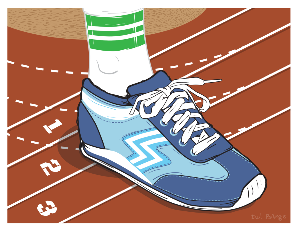 Zips shoes